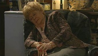 Elizabeth Dawn in Coronation Street