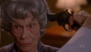 Jo Farkas in American Horror Story- Hotel- She Gets Revenge