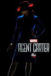 'Agent Carter' 2015 Poster