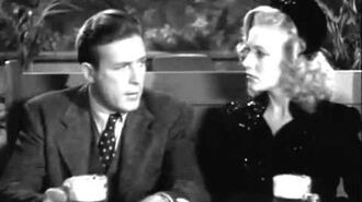 Lawrence Tierney (Dillinger 1945) , The Bar Fight scene