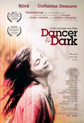 Dancer in the Dark movie poster