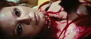 Claudie Lange Death High Heels