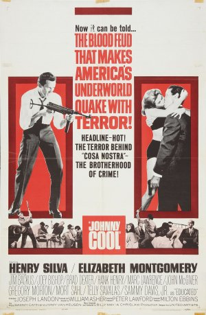 Johnny Cool FilmPoster