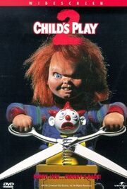 Child's Play 2 1990 poster