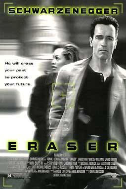 Eraser (movie poster)