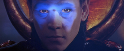 Jaye Davidson in Stargate