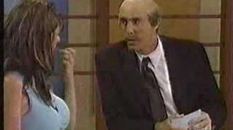 Michael McDonald in Mad TV (Dr