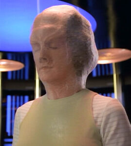 Cecile Callan, Star Trek Voyager
