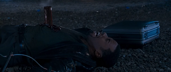 Strutt's death