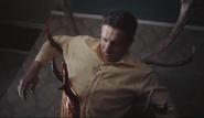 Mike Edward in Ash vs Evil Dead- El Jefe