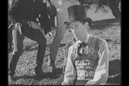John Carradine dead in Wagon Train-The Dora Gray Story