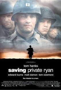 'Saving Private Ryan' 1998 Poster