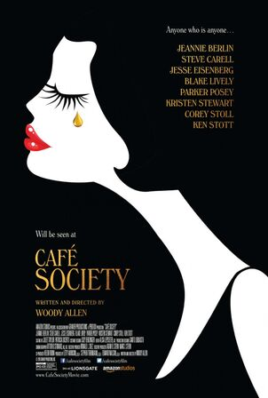 Cafe society xlg