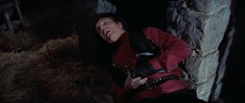 Grischka's death