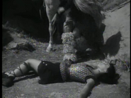 Susan Cabot dead in 'Viking Women'