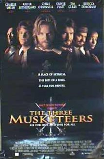 The Three Musketeers 1993 Poster