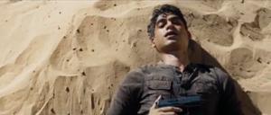 Alexander Flores in Maze Runner- The Scorch Trials