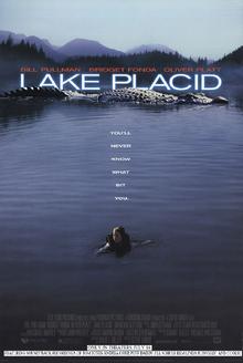Lake Placid (1999) Poster