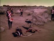 Michael Dorn dead in 'Star Trek-The Next Generation-Hide and Q'