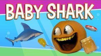 Annoying Orange - Baby Shark (ft. Markiplier)