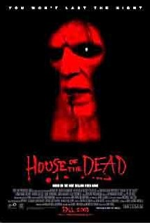 House of the Dead 2003 Poster