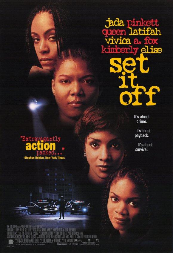 Set It Off 1996 Cinemorgue Wiki Fandom Powered By Wikia