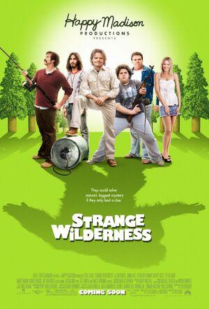 Strange wilderness xlg