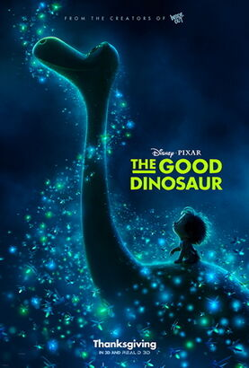The Good Dinosaur poster-2-