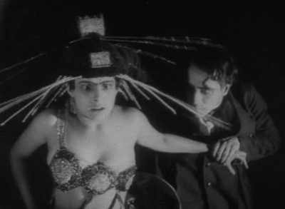 Yuliya Solntseva just before her death in 'Aelita'