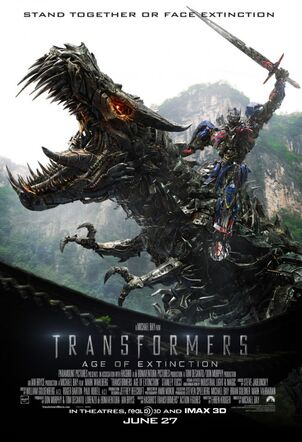 Transformers age of extinction ver10