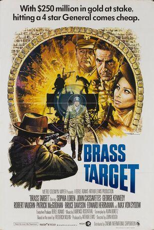 Brass target b2 us1sh