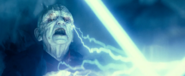 Palpatine's death (The Rise of Skywalker)