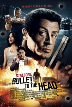 Bullet to the Head Poster