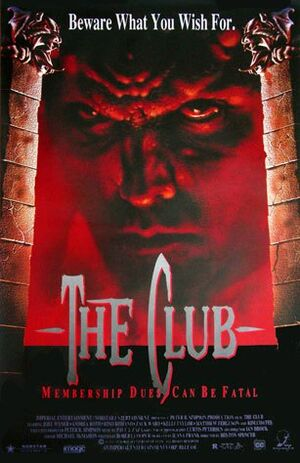Club video poster
