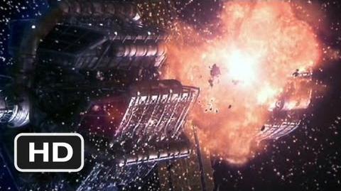 Supernova (11 12) Movie CLIP - Say Goodbye, Karl (2000) HD