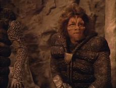 John Robert Garrett in Star Trek-The Next Generation-Loud as a Whisper
