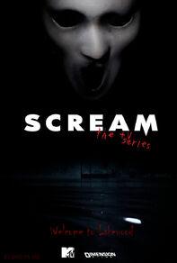 Scream the tv series poster 22 fan by diablito 666 by tibubcn-d8zelik