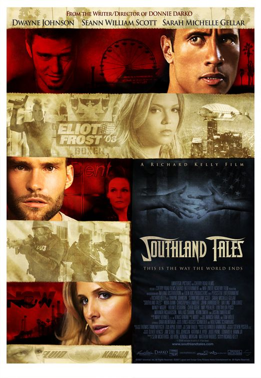 southland tales french