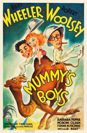 MummysBoysPoster