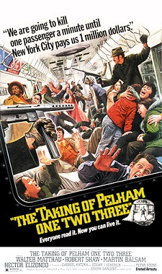Taking of Pelham One Two Three (1974 film)