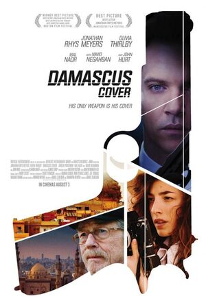 Damascus cover3