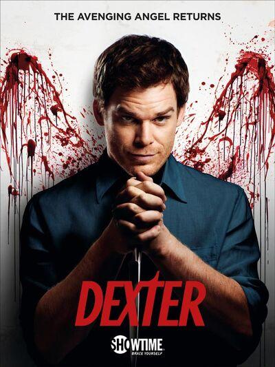 Dexter poster sexta temporada nosologeeks