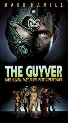 The Guyver poster-1-