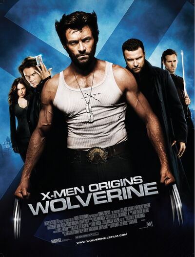 X-Men Origins Wolverine 01