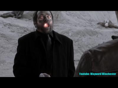 Mark Sheppard death as Crolw