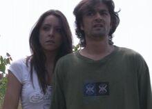 Carlotta Segoni e Silvio Zanoncelli in Il colpaccio