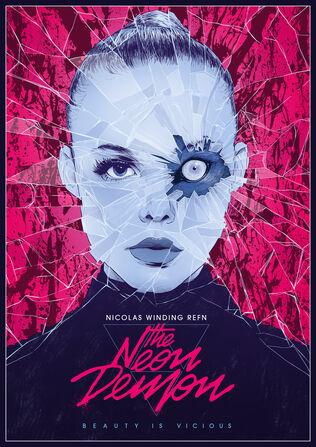 NeonDemon Poster Rough 02