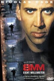 8MM 1999 poster
