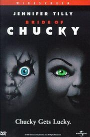 Bride of Chucky 1998 poster