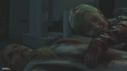 Resident Evil 2 Remake Annette Birkin Death